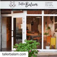 Tienda Taller Balam Barcelona