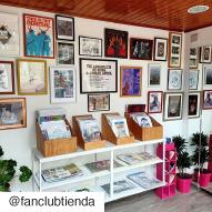 Art Print Shop Fan Club Barcelona